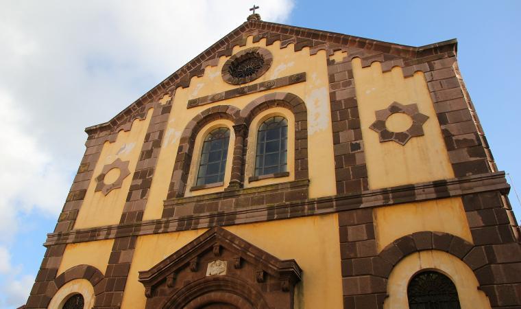 Parrocchiale di san Matteo - Chiaramonti