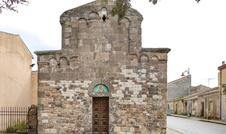 Chiesa della Madonna di Talia - Olmedo