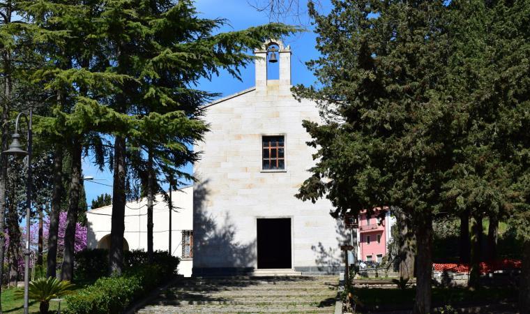 Chiesa della Solitudine - Nuoro