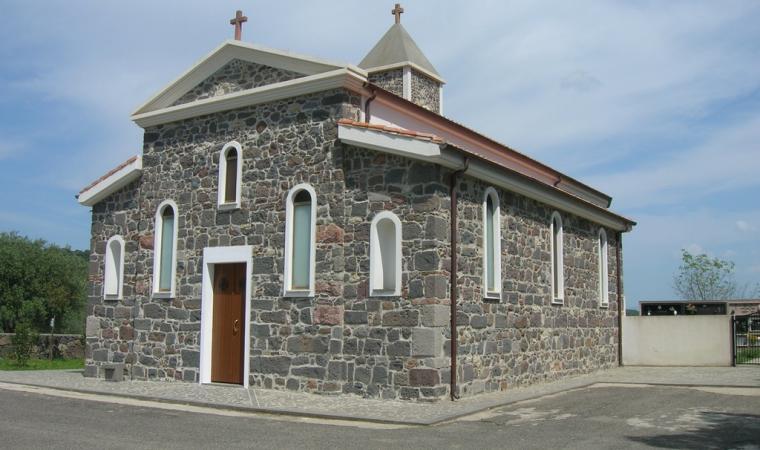 Chiesa di san Giorgio - Norbello