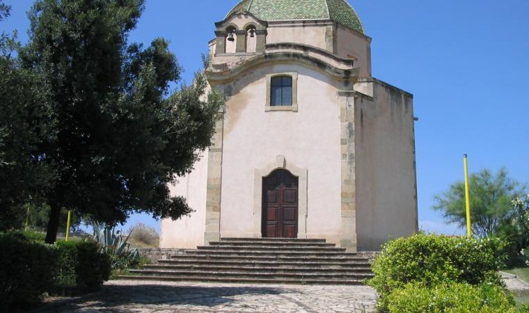 Chiesa di san Daniele - Gonnoscodina