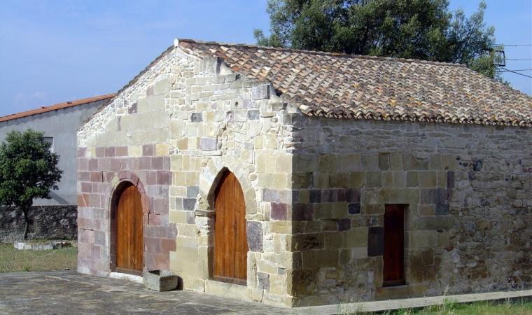 Chiesa di san Giovanni - Barumini