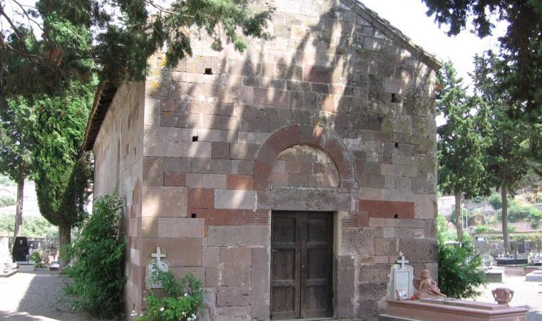Chiesa campestre di san Pietro - Bidonì