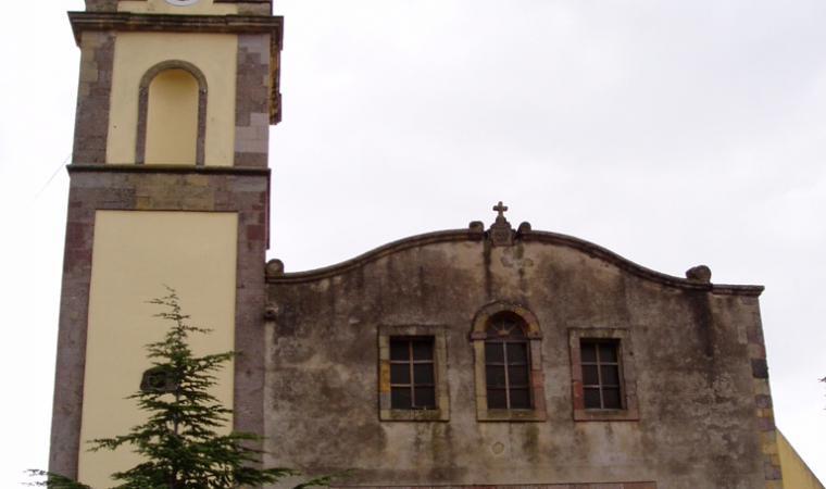 Parrocchiale di san Pietro - Tuili