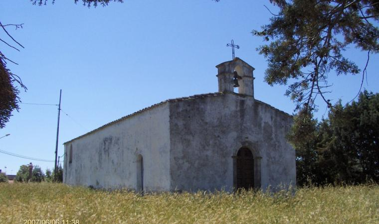 Chiesa di san Salvatore - Uras