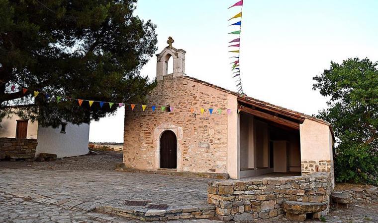 Chiesa di san Simone - Escolca