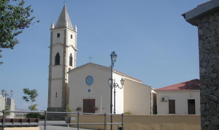 Chiesa di santa Margherita - Baradili