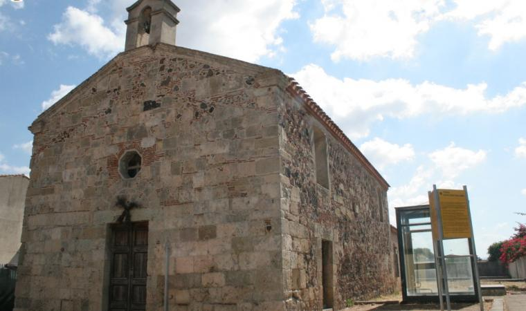 Chiesa di santa Severa - Santa Giusta