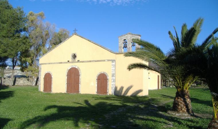 Chiesa di sant'Elia - Nuragus