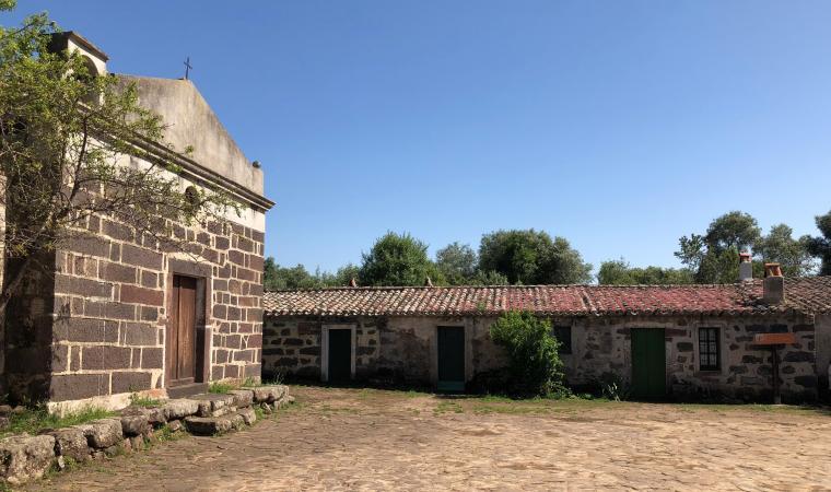 Chiesa e muristenes di santa Cristina - Paulilatino