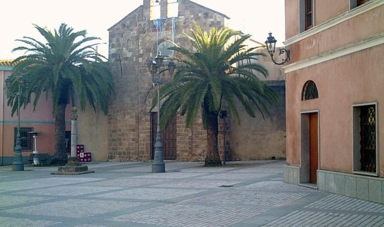 Chiesa Madonna del Pilar - Villamassargia