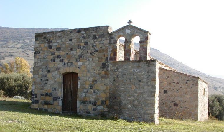 Chiesa di san Domino - Genuri