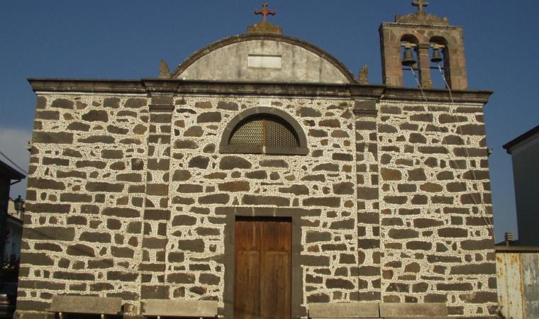 Chiesa di san Lorenzo - Boroneddu