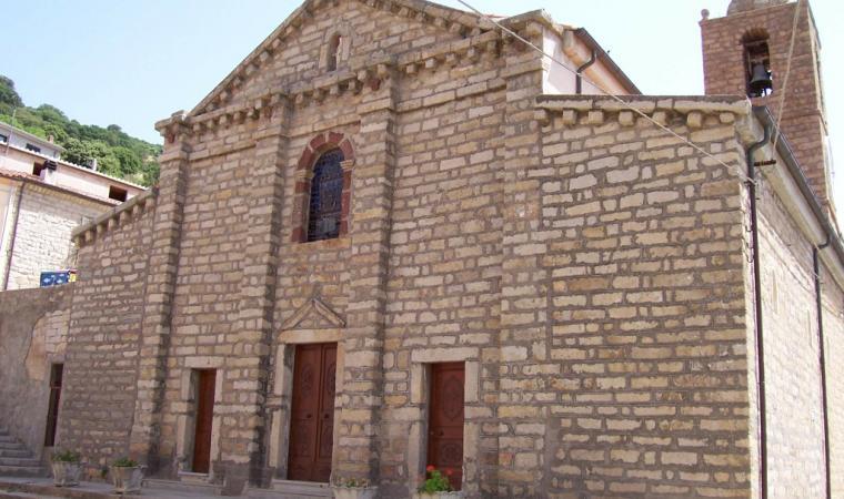 Chiesa di san Nicola - Bortigiadas
