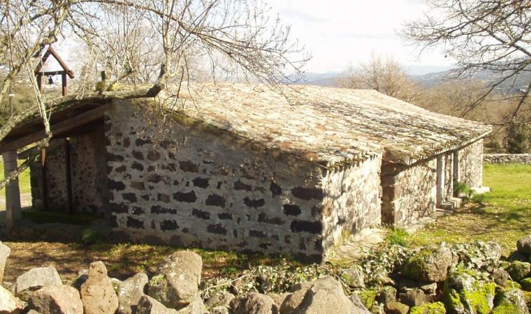 Chiesa di san Salvatore - Boroneddu