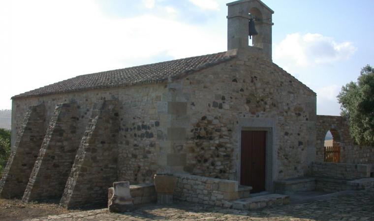 Chiesa di san Vincenzo - Siris