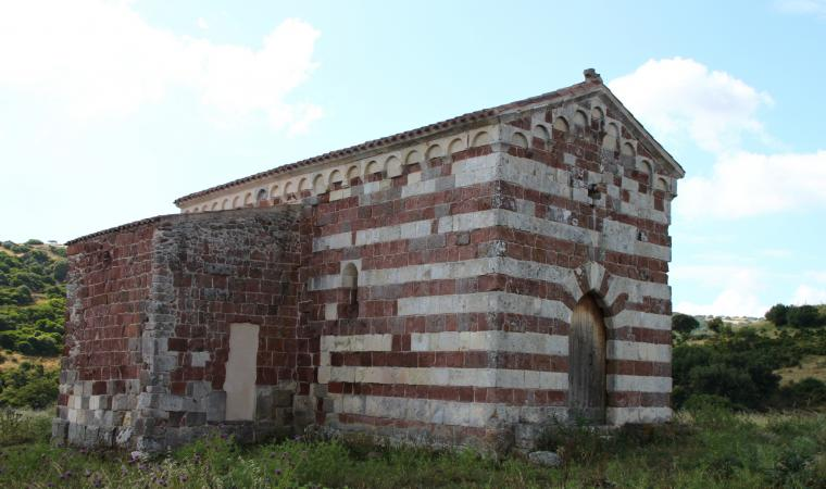 Chiesa di santa Maria Maddalena - Chiaramonti