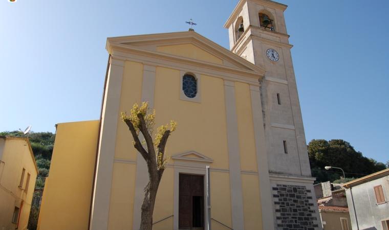 Chiesa di santa Maria Maddalena - Borutta