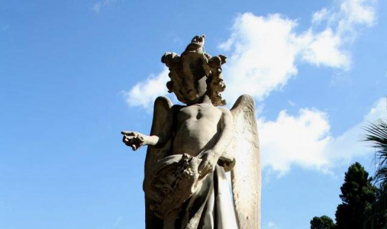 Cimitero monumentale di Bonaria - Cagliari