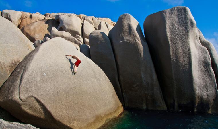 Capo Testa - Climbing - Santa Teresa Gallura