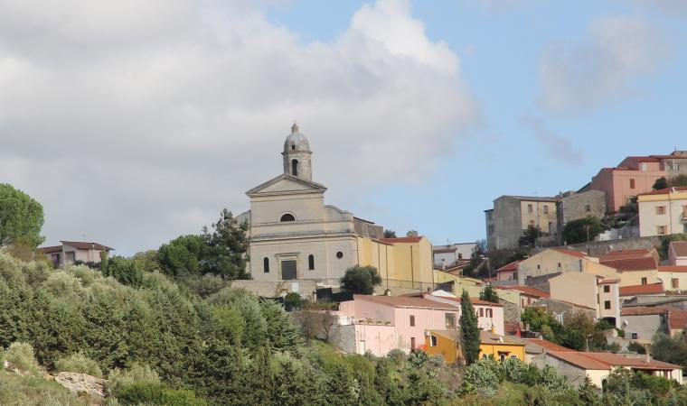 Parrocchiale di san Paolo - Codrongianos