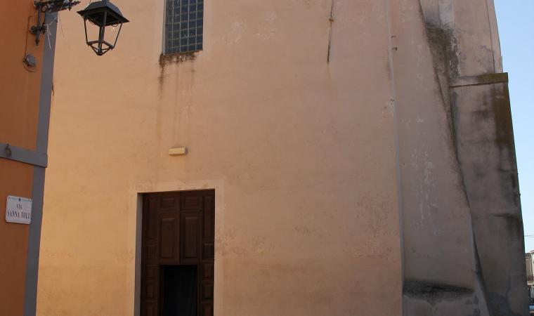 Chiesa di Santa Croce - Codrongianos