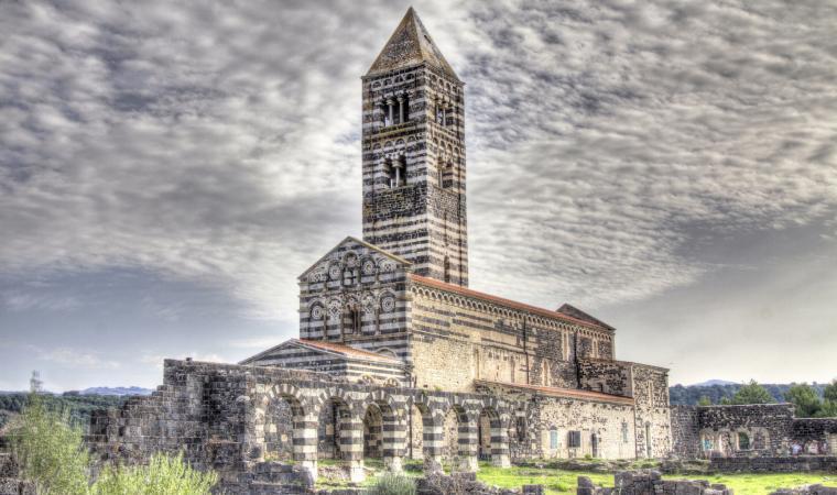 Santissima Trinità di Saccargia, Codrongianos