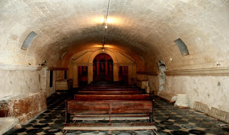 Basilica di San Gavino - Cripta - Porto Torres