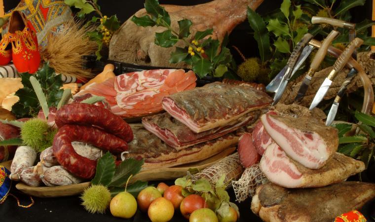 Prodotti della gastronomia locale - Desulo