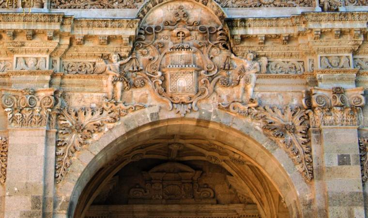 Cattedrale di San Nicola, dettaglio  - Sassari