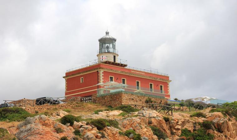 Faro di Capo Spartivento - Domus de Maria