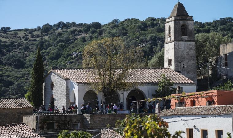 Chiesa di santa Maria Maddalena - Lollove