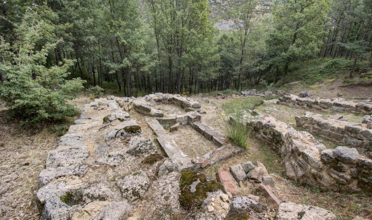 Area archeologica, Gremanu - Fonni