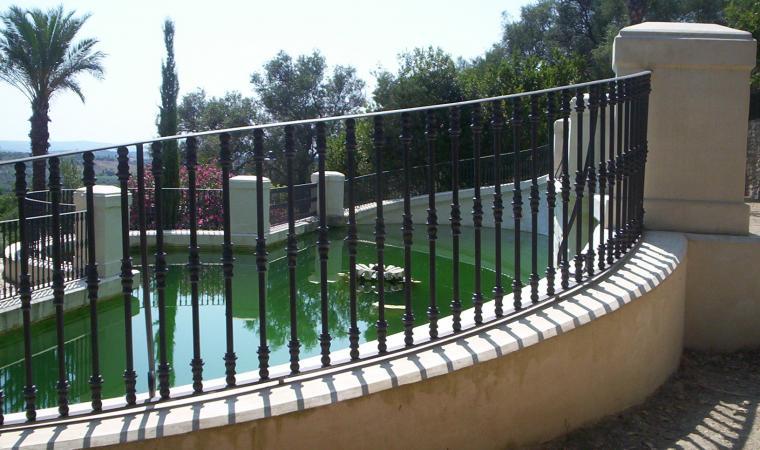 Parco di Monserrato, fontana - Sassari
