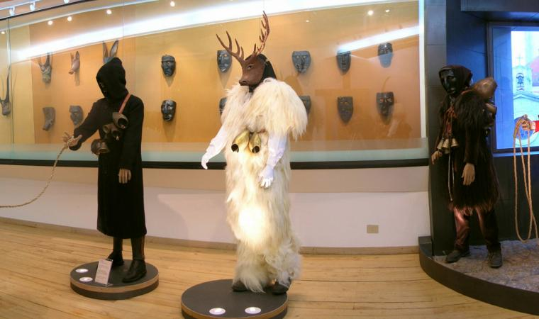 Sala carnevale barbaricino