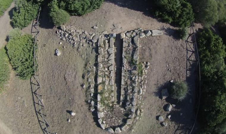 Lu Brandali - tomba di Giganti - Santa Teresa Gallura