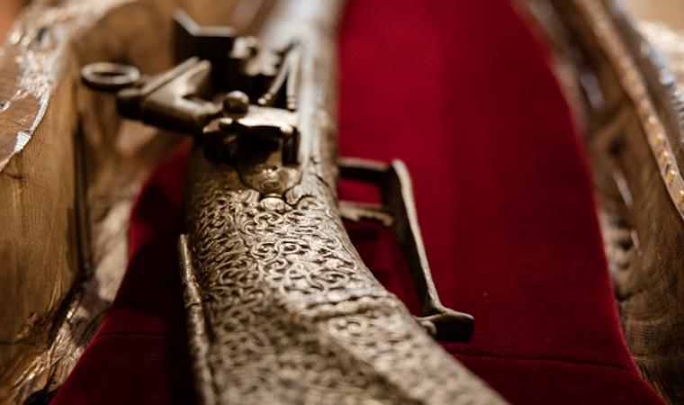 fucile - Museo s'Abba Frisca - Dorgali