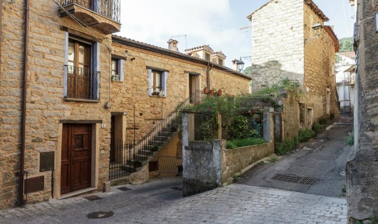 Old town - Gavoi