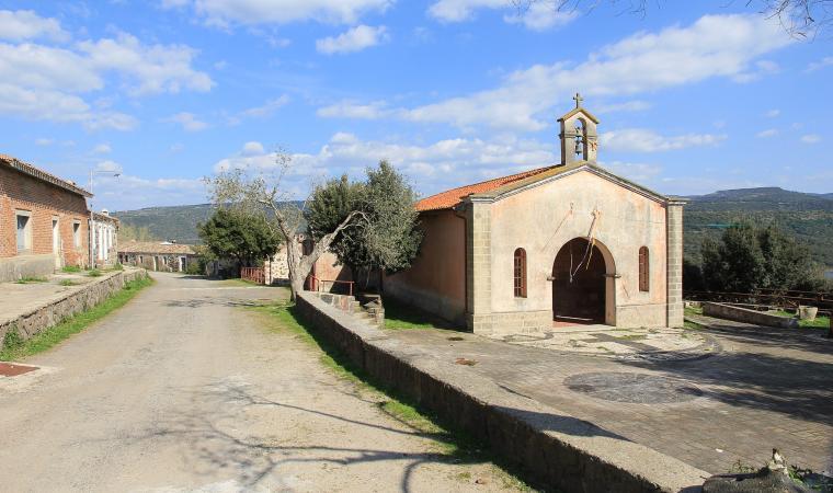 Chiesa e novenario di san Serafino - Ghilarza