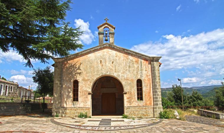 San Serafino - Ghilarza