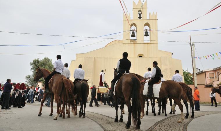 Chiesa parrocchiale - Girasole