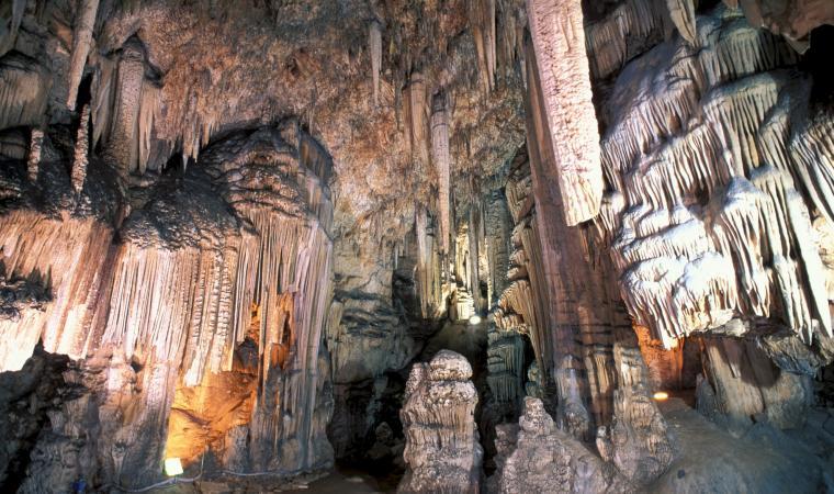 Is Janas, grotta - Sadali
