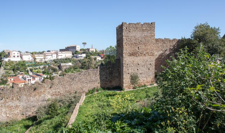 Mura medievali, Iglesias