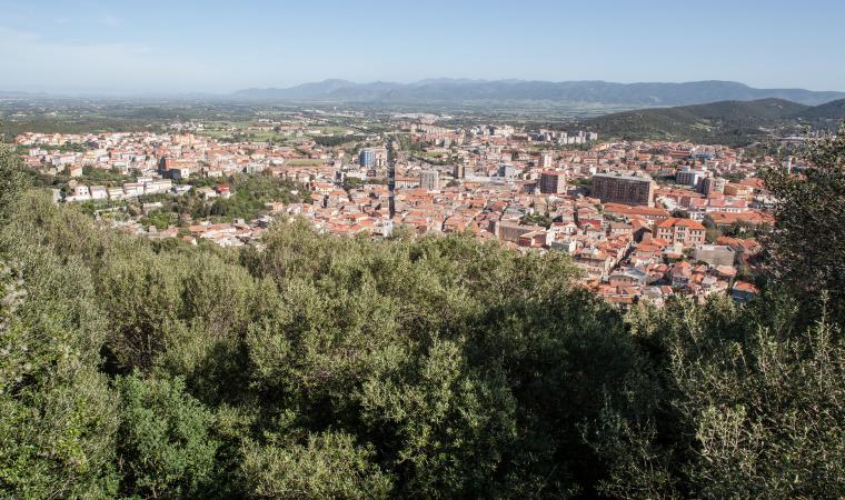 Panorama, Iglesias