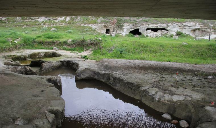 Necropoli di Molìa - Illorai