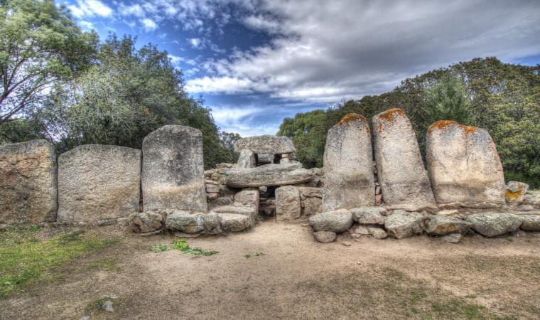 Tomba di Giganti - Olbia