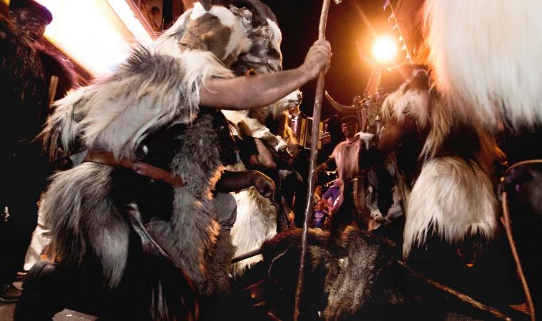 Carnevale - Samugheo