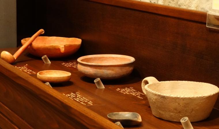 Interno museo 'Su Mulinu'