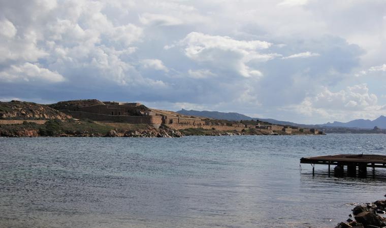 Opera di Punta Rossa - La Maddalena, Caprera