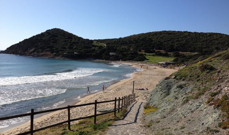 Spiaggia la Poglina - Villanova Monteleone